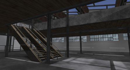 Reclaimed Industrial Loft