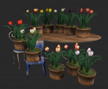 Mesh plants