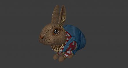 Ozimals Bunny Game