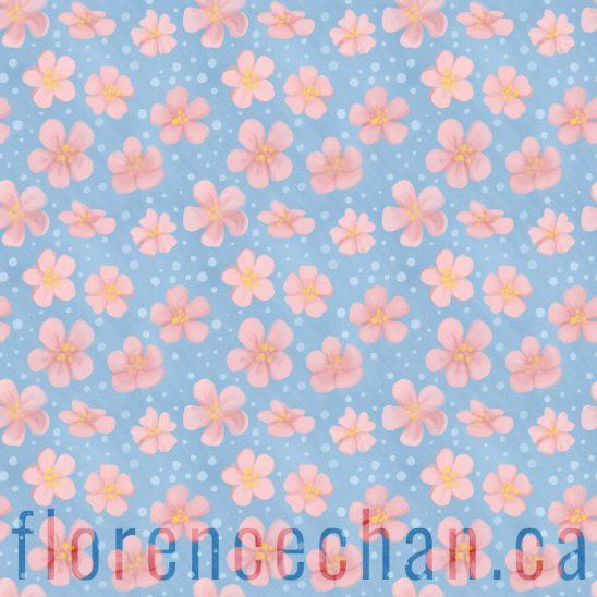 Botanical Fabric Patterns