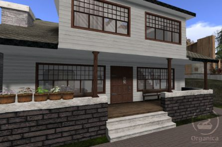 Hamilton Street Home with Decor
